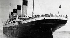 Jewel in the crown: the Titanic was built in a prosperous Belfast that was pulling away from the nationalist South