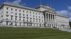 'This week talks about rebooting Stormont have resumed between the Northern parties, while elsewhere civic society is debating reunification' (stock photo)