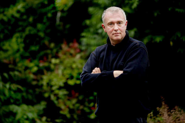 Author Joseph O'Connor confesses poetic licence