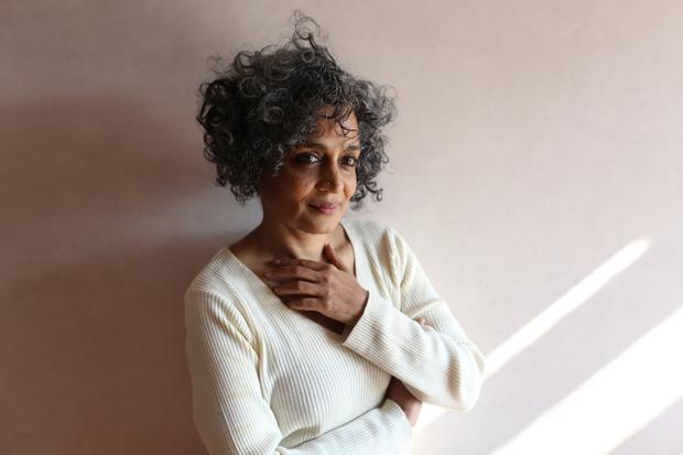 Alternative path: Arundhati Roy won the Booker in 1997 but chose to ditch literary fame
