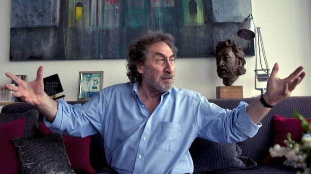'Live a Little' author Howard Jacobson has flair and is a funny writer