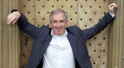 Superstitious times: Robert Harris sets The Second Sleep more than eight centuries into the future