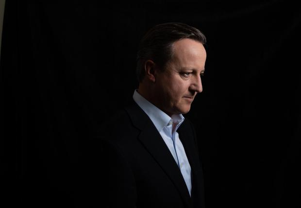 Into the abyss ... David Cameron only had one strategy with the Brexit referendum - to win it
