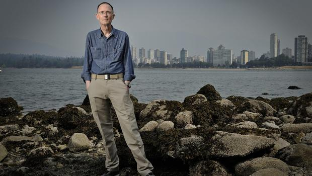 Gritty sci-fi: William Gibson