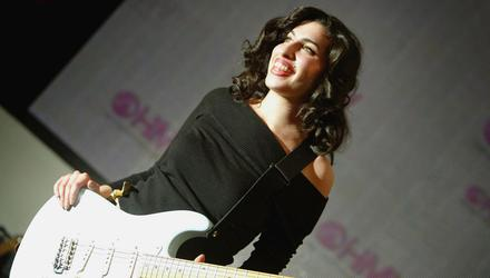 Amy Winehouse in 2004. Picture by Bruno Vincent/Getty Images