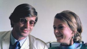 Paul and Anne Theroux