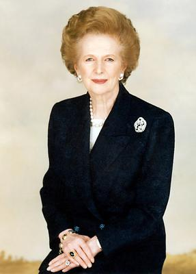 Ideology: officials in the British Foreign Office were not open with Thatcher about their support for joining the euro