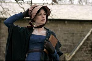 Anne Hathaway played Jane Austen in the 2007 film Becoming Jane.