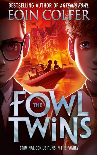 Fowl Twins by Eoin Colfer