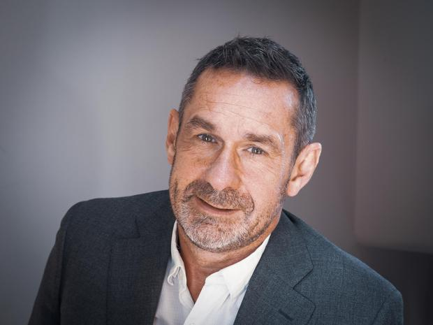 Paul Mason, whose book, How To Stop Fascism: History, Ideology, Resistance, is out now. Photo by Jürgen Bauer