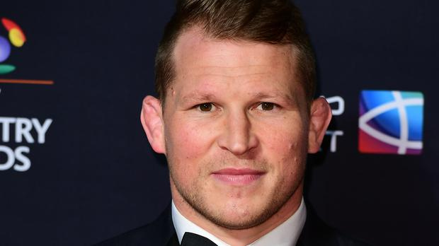 Dylan Hartley (Ian West/PA)