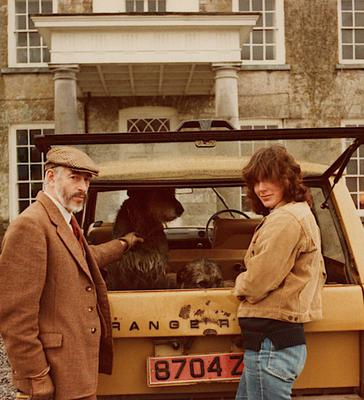 J P Donleavy and MW