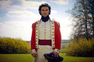 Aidan Turner as a fully-clothed Ross Poldark