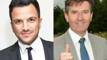 Peter Andre and Daniel O'Donnell are set to star in a TV special together