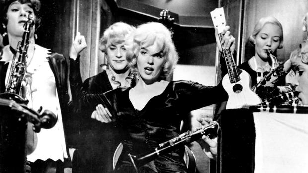 Some Like It Hot - Amazon Prime