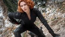 Girl power: Scarlett Johansson brings depth to an otherwise one-dimensional 'Avengers' plot