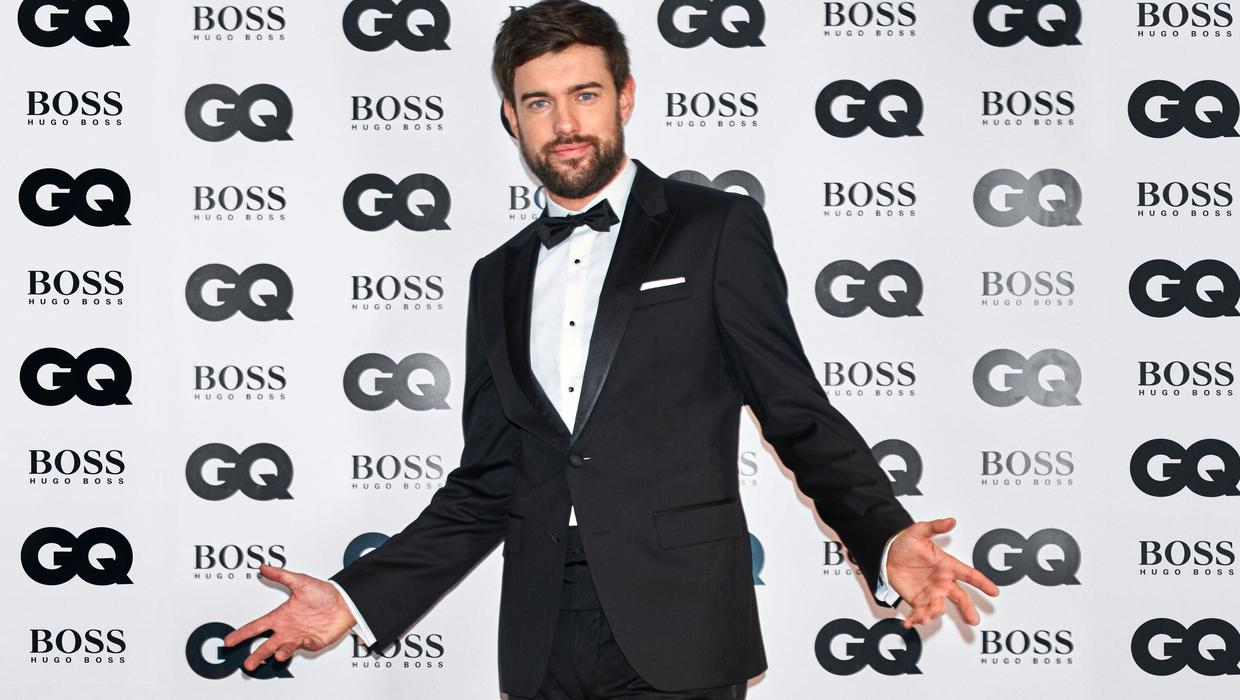 Jack Whitehall dubs Donald Trump a 'squatter' as he hosts GQ Awards