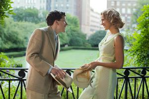 Young blood: Jesse Eisenberg and Blake Lively are back in  the 1930s in Woody Allen's latest offering 'Café Society'