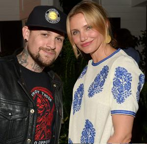 Cameron Diaz and Benji Madden wed in a secret ceremony in January at the actress' home.
