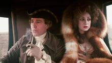 Ryan O'Neal and Marissa Berenson in Barry Lyndon