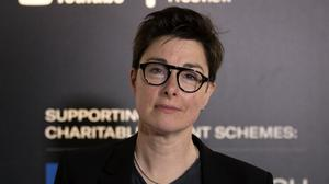 Sue Perkins has admitted she is not a huge fan of cake (PA)