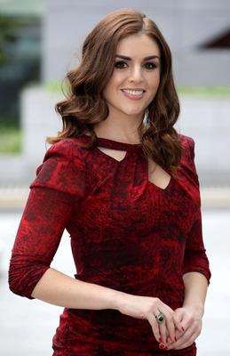 Síle Seoige celebrates receiving 'all clear' five years on from cancer diagnosis