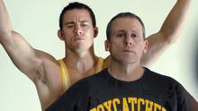 Going straight: Steve Carell in Foxcatcher