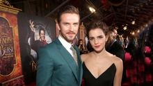 THE ODD COUPLE: Dan Stevens and Emma Watson star in Disney's new 'Beauty and the Beast'