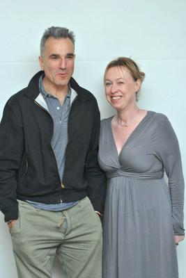 Patricia Danaher with Daniel Day Lewis