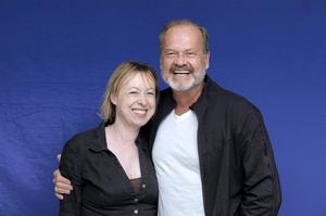 Patricia Danaher and Kelsey Grammer