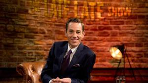 Late Late Show host Ryan Tubridy Photo: Andres Poveda.