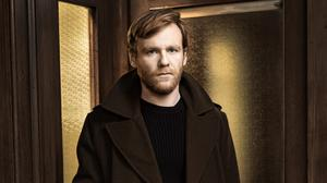French lesson: Brian Gleeson retraced Beckett's steps in Paris as part of his research for his new play. Photo by  Mark Nixon