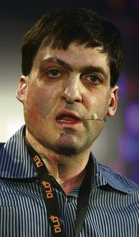A big draw: Dan Ariely says bankers are not to blame for the crisis