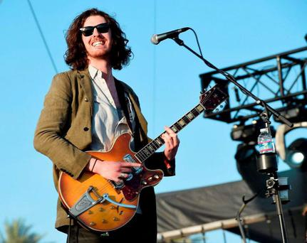 Hozier headlines Longitude on July 17