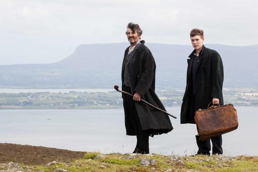 Scaling new heights: Blue Raincoat will perform Yeats' Purgatory on top of Ben Bulben