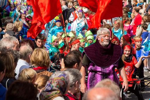The streets of Sligo will be alive with the colourful sights and sounds of the Fleadh