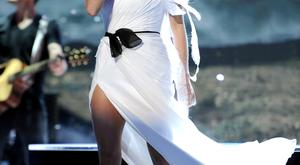 Blown away: American superstar Carrie Underwood is topping the bill at the Country to Country festival in Dublin next weekend.