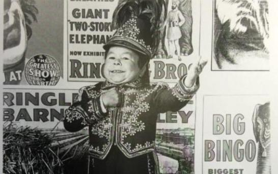 Roll up: Mihaly Meszaros 'had the face of a wrinkled cherub'