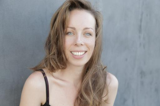 New voice: Playwright Meadhbh McHugh's first play makes its stage debut next month