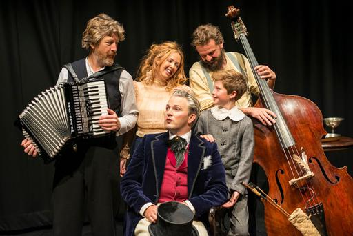 Child's play: Theatre Lovett will perform A Feast of Bones during the Baboró festival