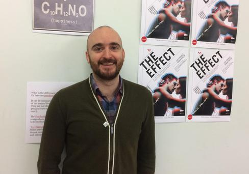 Excited: Ronan Phelan has Shakespeare, a Broadway musical and a contemporary play in the pipeline
