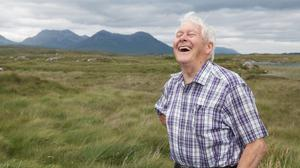 Event linchpin: Brendan Flynn still gets great enjoyment from the Clifden Arts Festival. Photo by Andrew Downes