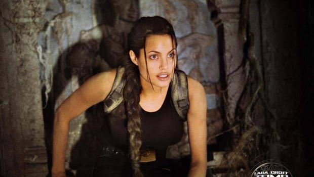 Nostalgia value: Angelina Jolie as Lara Croft