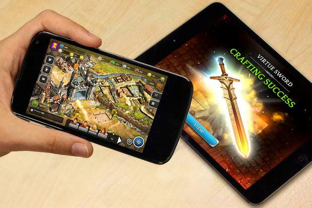 DIGIT's Kings of the Realm is a multi-platform game