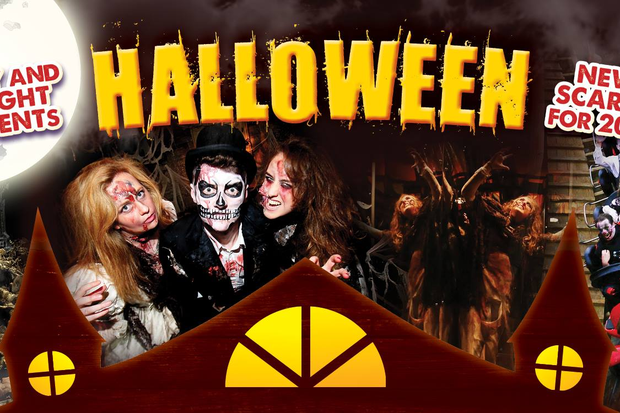 Win a family pass to Tayto Park After Dark Experience