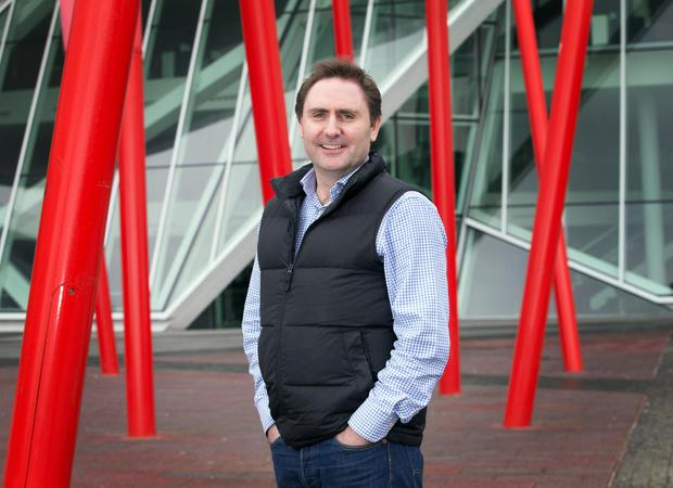 Serial entrepreneur Ferdi Roberts wants to unearth Ireland's gaming talent