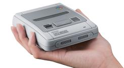 Hot property: The Super Nintendo Classic Mini