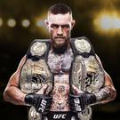 Conor McGregor is the cover star again for UFC 3
