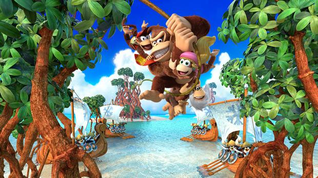 donkey kong country tropical freeze review monkeying around on