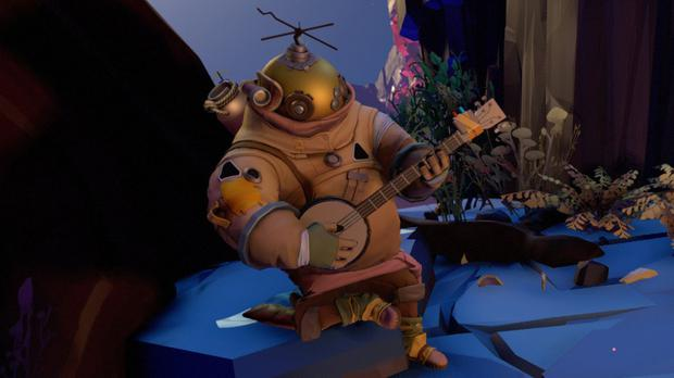 The Outer Wilds features some strange characters who inhabit the planets
